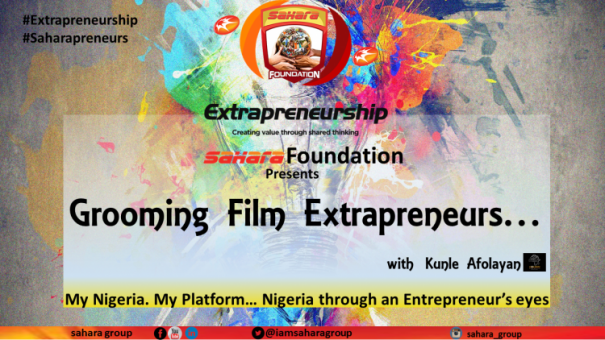 Sahara Group, Kunle Afolayan Extend Film Competition Deadline