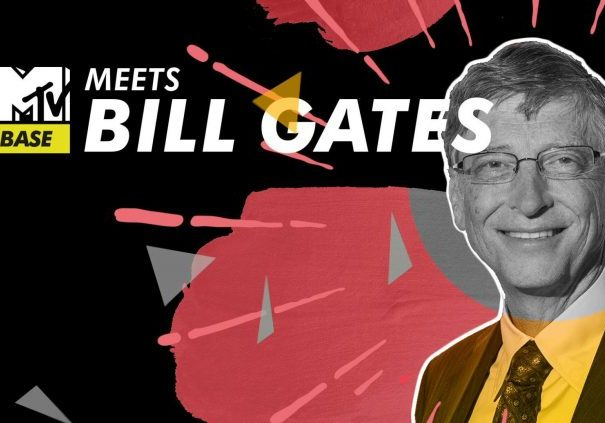 """MTV Base Meets Bill Gates"""