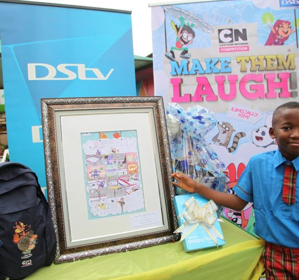 Two Nigerians Emerge Winners In Cartoon Network Imagination Studios Competition!