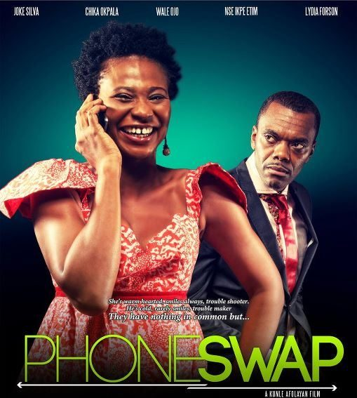 XploreReviews; #TBT Movie – Phone Swap