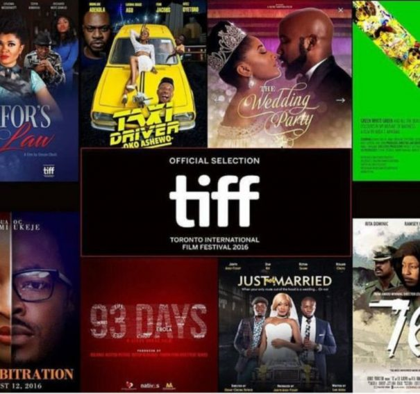 Nollywood Movies go big at the TIFF2016 Festival
