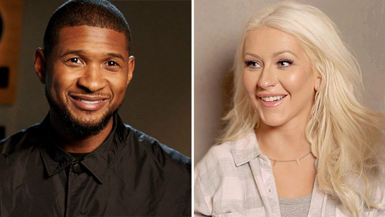 Usher and Christian