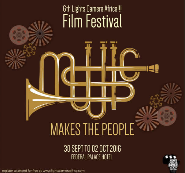 Lights, Camera, Africa!!! Check Out the Films Headlining the Lagos Film Festival