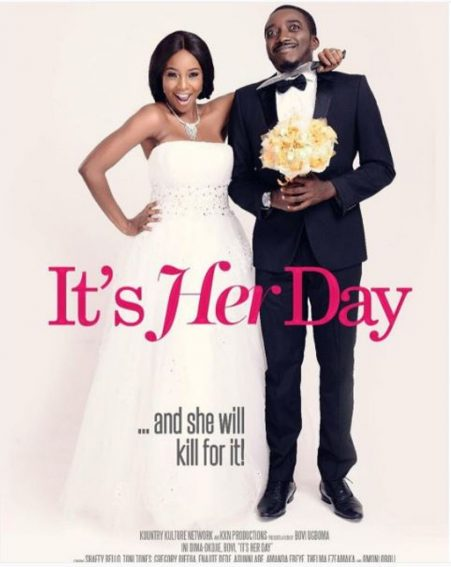 Xplorenollywood Reviews, 'It's Her Day'