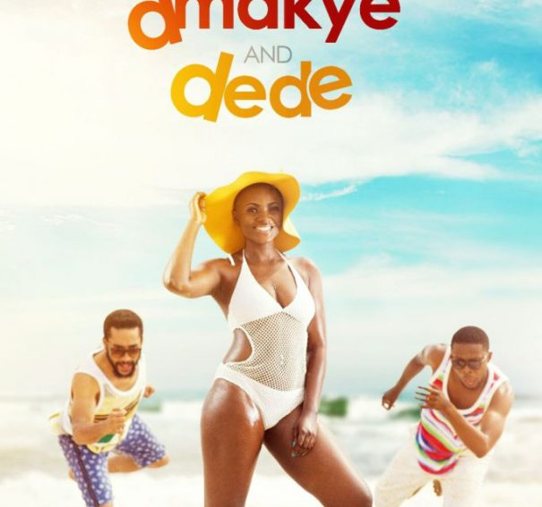 Feeling stressed & needing comedy? Here are 4 Reasons why Amakye & Dede might be what you need!