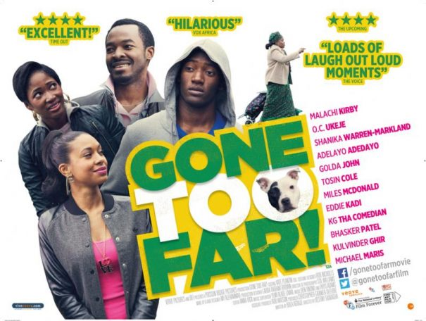 Gone Too Far Deserves All the Rave it Got in 2013, Read our Review on our #TBT Movie!