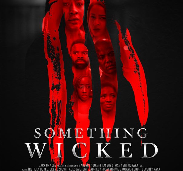 Watch The Official Trailer of 'Something Wicked'