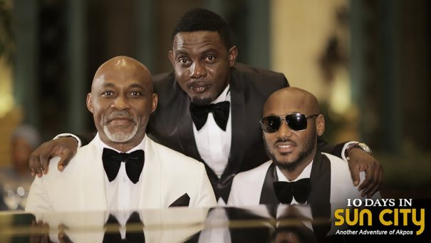 Ayo Makun Releases Motion Picture Soundtrack For '10 Days in Sun City'