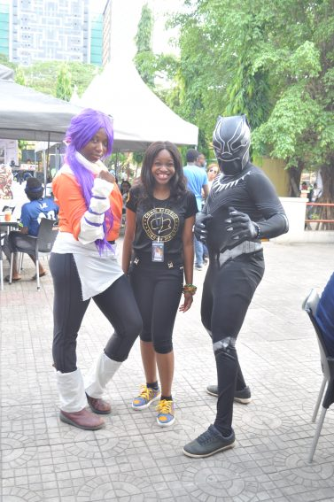 Comic Republic set Lagos agog with Comic and Gaming Convention!