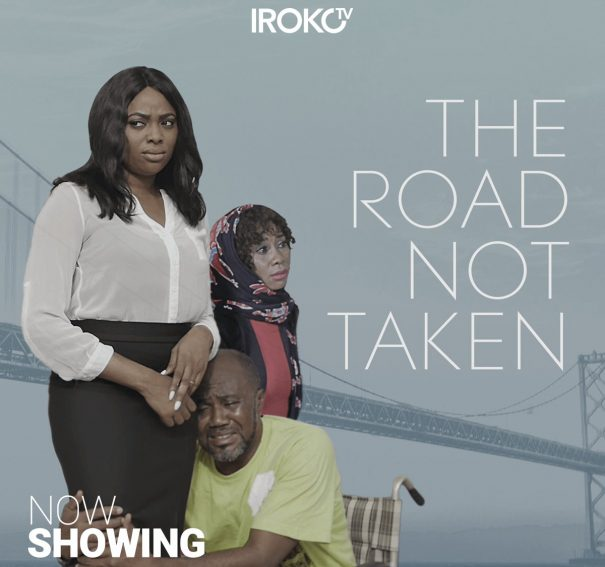 "Movie Review: ""The Road Not Taken"" tell us that domestic violence is okay as long as the abuser is disadvantaged."