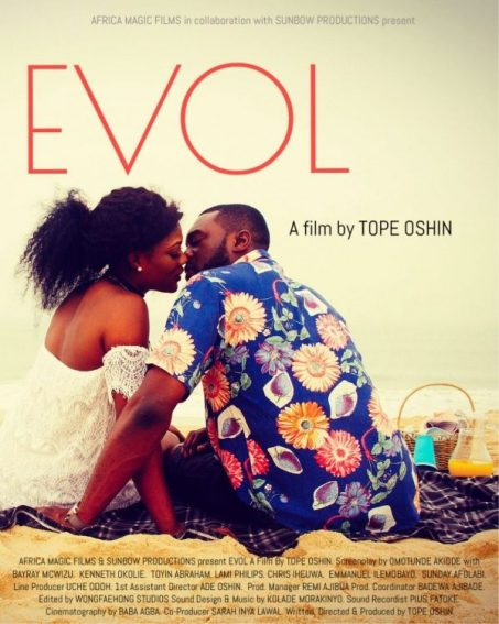 Tope Oshin Premieres New Movie 'Evol' on DSTV