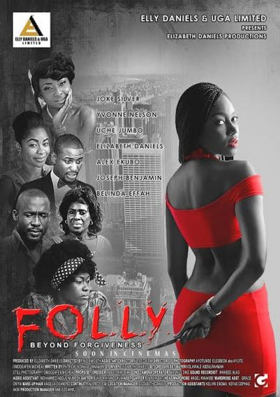 "#FlashbackFriday: In ""Folly"", the Past meets the Future and Uche Jumbo gives a performance to remember"