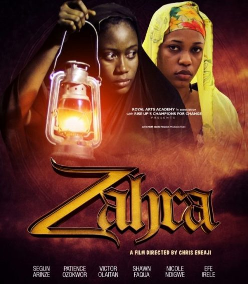 Emem Isong Releases New Trailer for Anticipated Movie 'Zahra'