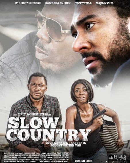 "Eric Aghimien's Award Winning ""Slow Country"" To Premiere in May"