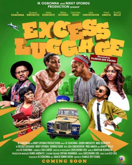 "Nollywood Travel Film Festival To Screen Ik Ogbonna's ""Excess Luggage"""