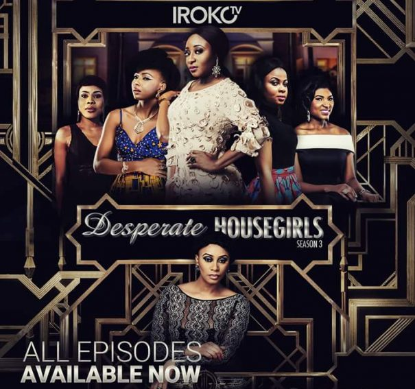 Series Review: Desperate Housegirls Season 3 is a Must Watch!