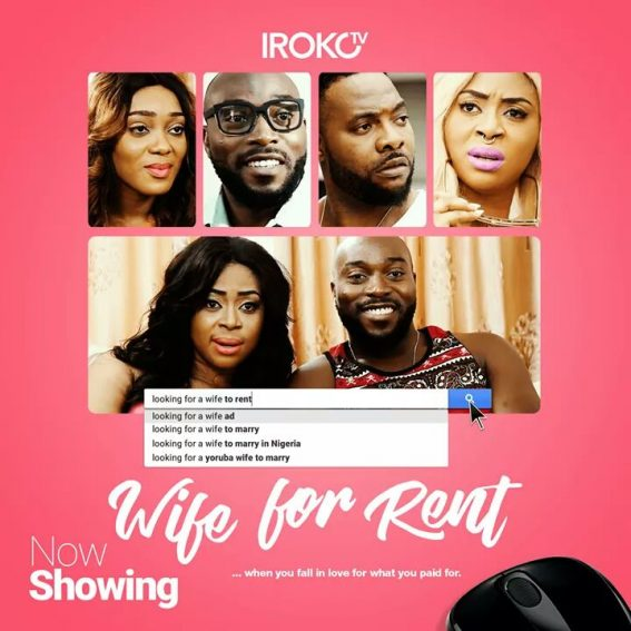 'Wife For Rent' is a continuation of an over flogged plot!!