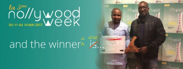 'The Wedding Party', '76' Win Joint Awards At The Nollywood Week!!!