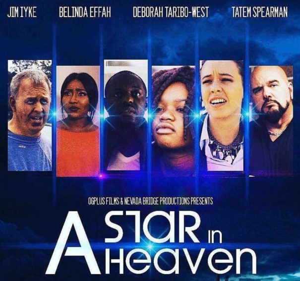 Watch Jim Iyke In New Trailer For 'A Star in Heaven'