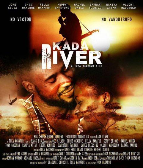 Watch Joke Silva, Rachel Oniga in the New Trailer for 'Kada River'