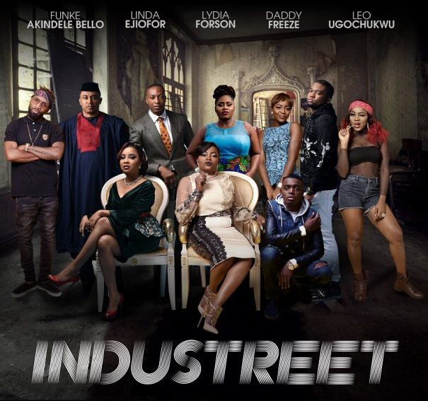 "Watch The Trailer For Funke Akindele's New TV Series ""Industreet"""