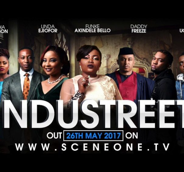 "JJC Skills, Funke Akindele and Scene one Productions Collaborate on ""Industreet"". Here is what to expect."