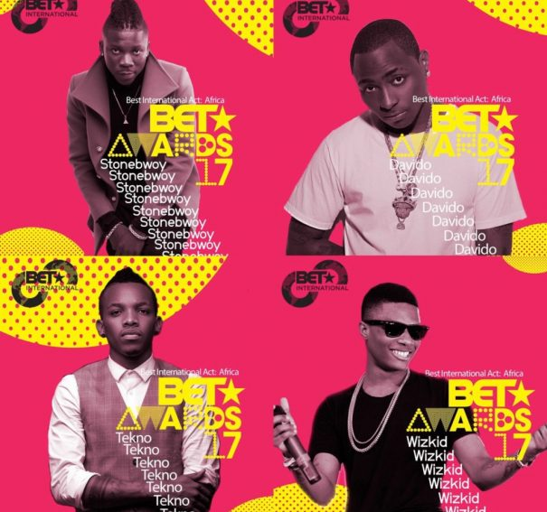 "BET Africa Celebrates the Best In African Talent At The 2017 ""BET Awards"""