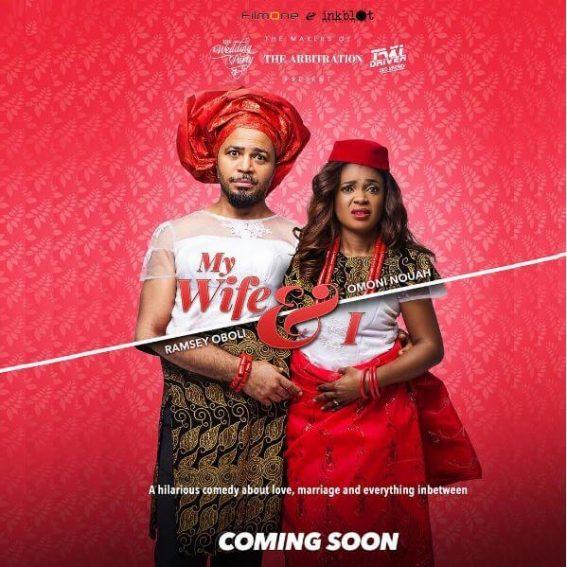 #NTA: Watch Omoni Oboli, Ramsey Nouah in the Trailer for 'My Wife & I'
