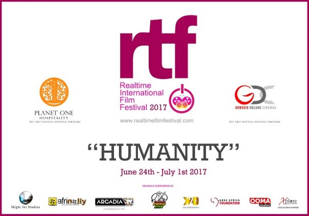 Real-Time Int'l Film Festival set to kick off it's 2017 Edition