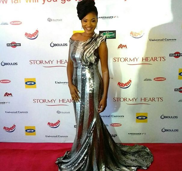 Stars of 'Stormy Hearts' Stun for the Premiere!