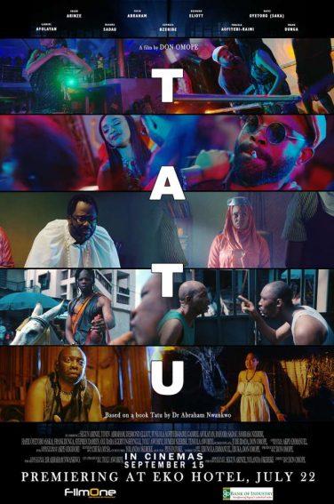 #NTA: Watch Segun Arinze, Toyin Aimakhu & More in Newly Released Teaser for 'Tatu'