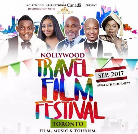 Toka McBaror's 'Kada River' Makes Opening Film at the Nollywood Travel Festival