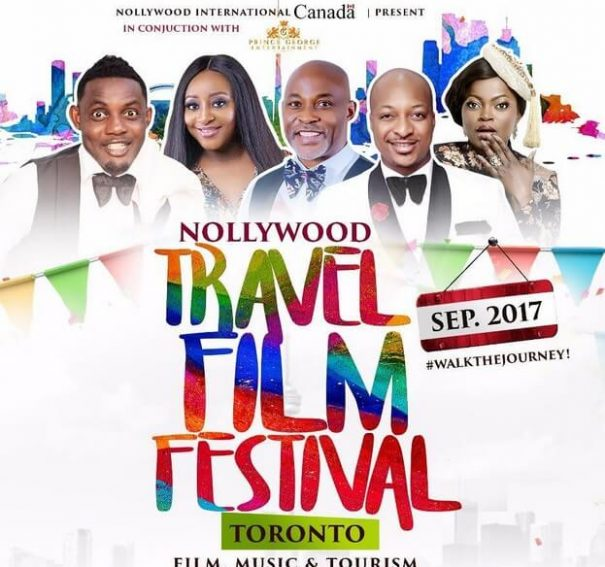 Toka McBaror's 'Kada River' Makes Opening Film at the Nollywood Travel Festival