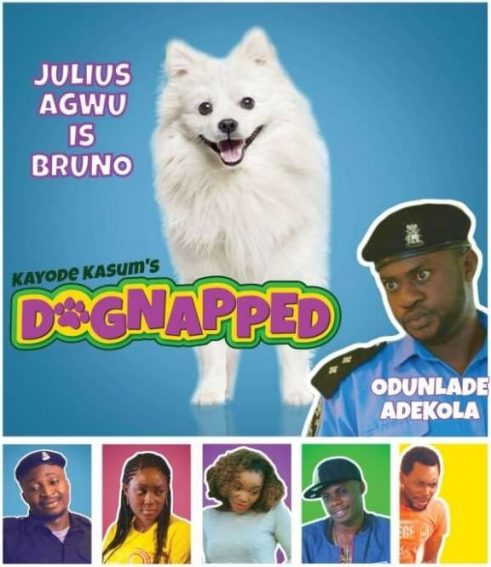 Watch Tope Tedela, Odunlade Adekola & Lota Chukwu in the Official Trailer for 'Dognapped'!