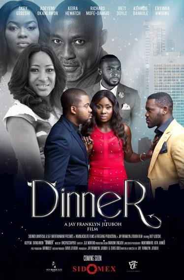 Franklyn Jituboh's 'Dinner' Prepares To Premiere In Paris!