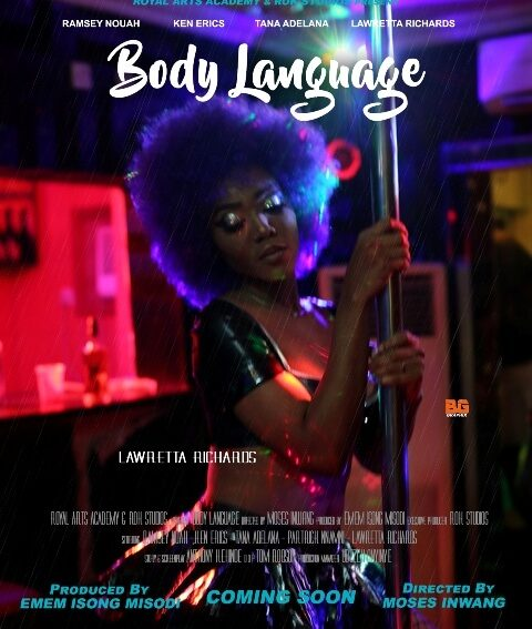 #NTA: Watch Ramsey Nouah, Ken Erics & Tana Adelana In Emem Isong's 'Body Language'!