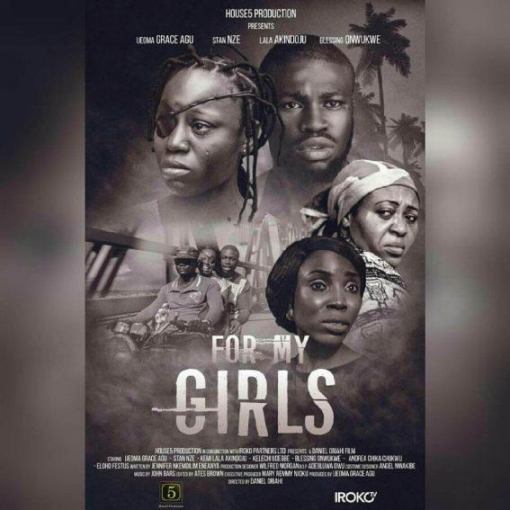 #NTA: Watch Stan Nze And Kelechi Udegbe In Daniel Oriahi's 'For My Girls'