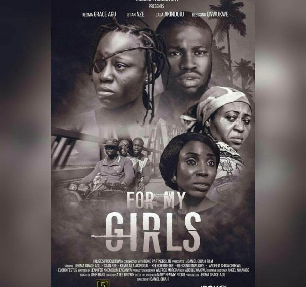 #NTA: Watch Stan Nze And Kelechi Udegbe In Daniel Oriahi's 'For My Girls'