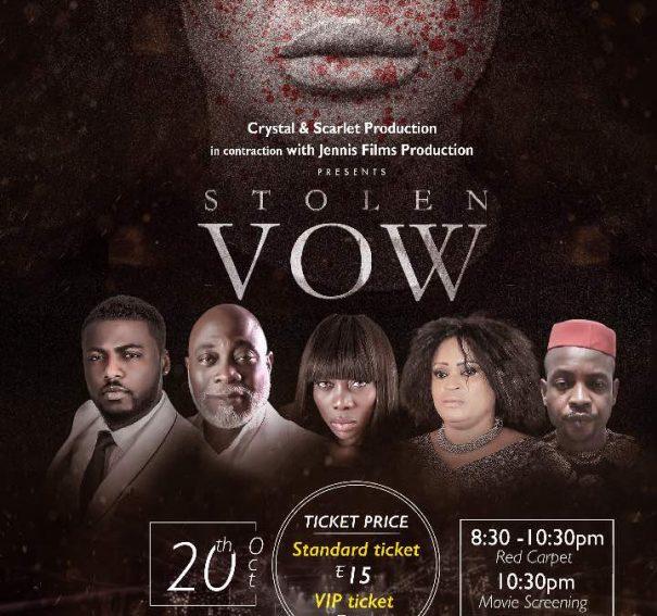 Uche Ogbodo debuts as Producer!