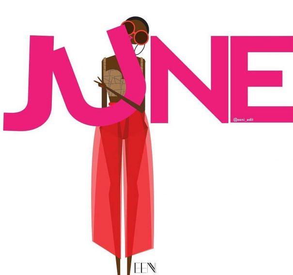 Watch Uche Jombo, Vector & Toni Tones In The New Teaser For 'June'!