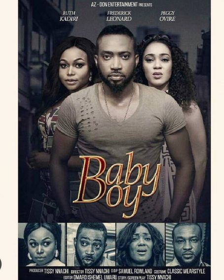 "Movie Review: ""Baby Boy"" is a full of cliche!"