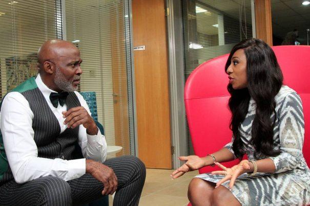 """Mo Abudu announces new Legal series """"Castle & Castle""""!"""