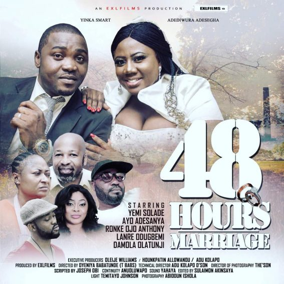 #NTA: Watch Yemi Solade, Ayo Adesanya & More In '48 Hours Marriage'!