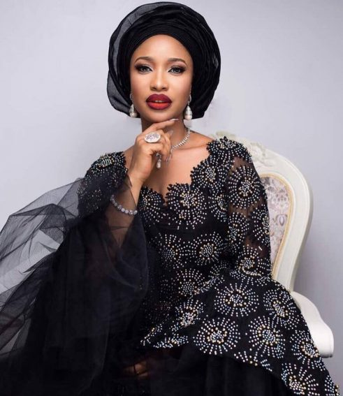 #NTA: Watch Tonto Dikeh In New Reality TV Teaser For 'King Tonto'!