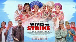 #NTA: Watch Chigurl, Odunlade Adekola & Omoni Oboli In 'Wives On Strike: The Revolution'!