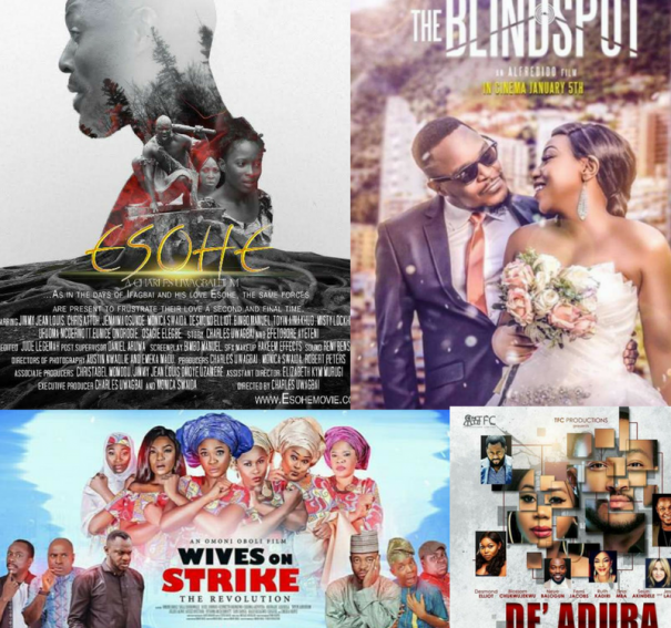 5 Films to check out this January!
