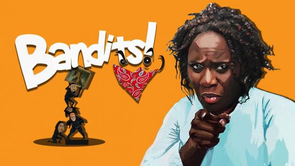 Movie Review: Chigul & Funnybone Overkill Comedy In 'Bandits'!