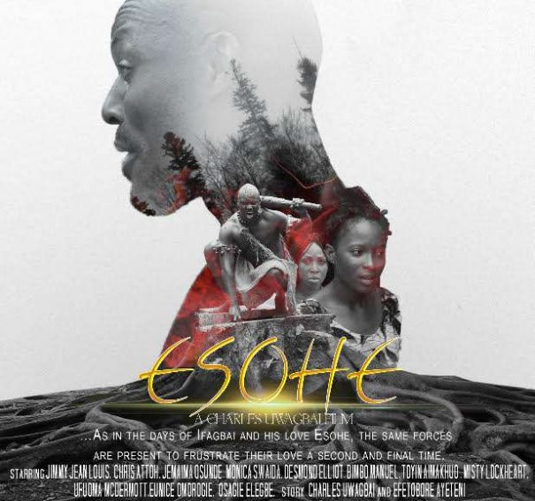 African Folklore Takes Centre Stage As Bini Epic Movie, Esohe, Premieres!