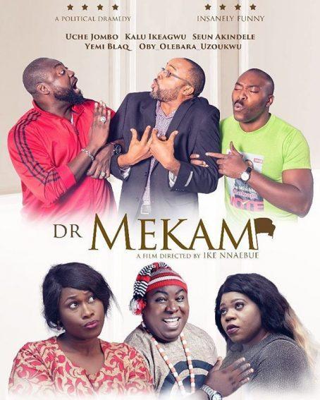 NTA: Uche Jombo, Yemi Blaq and Kalu Ikeagwu set to feature in Dr. Mekam!