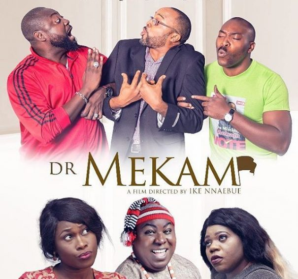 NTA: Uche Jombo, Yemi Blaq and Kalu Ikeagwu set to feature in Dr. Mekam!